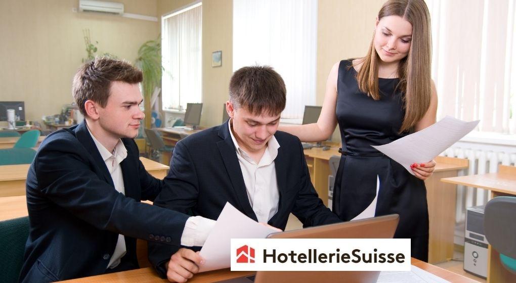 HotellerieSuisse Lernende